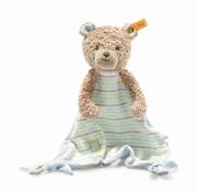 Steiff GOTS Rudy Teddy bear comforter