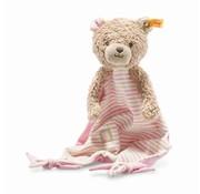 Steiff GOTS Rosy Teddybear Comforter