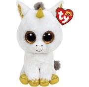 ty Beanie Buddy Pegasus Unicorn 24cm