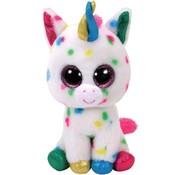 ty Beanie Buddy Harmonie Unicorn 24cm