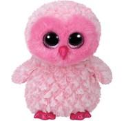 ty Beanie Buddy Twiggy Owl 24cm