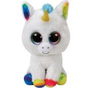 ty Beanie Buddy Pixy Unicorn 24cm