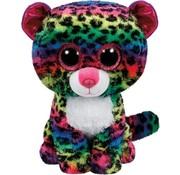 ty Beanie Buddy Dotty Leopard 24cm