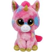 ty Beanie Buddy Fantasia Unicorn 24cm