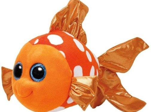 ty Beanie Buddy Sami Fish 24cm