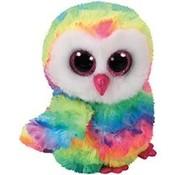 ty Beanie Buddy Owen Owl 24cm