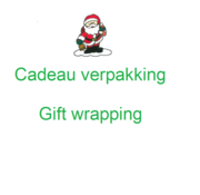 Houtendiershop Gift Wrapping Christmas