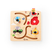 Hape Puzzle Paths to Adventure
