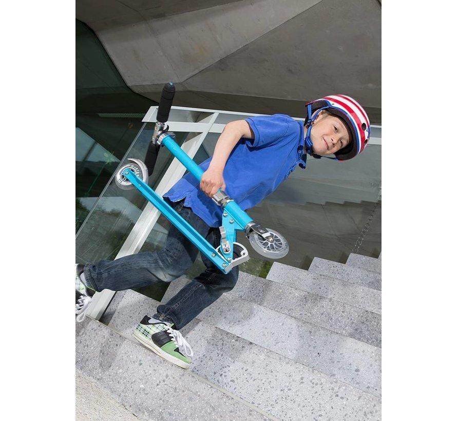 Micro Step Sprite Blauw