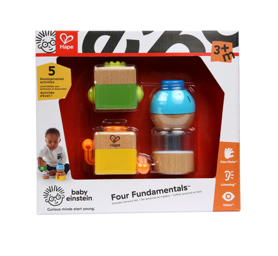 Sensory Set Four Fundamentals