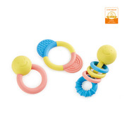 Hape Rattle and Teether Collection