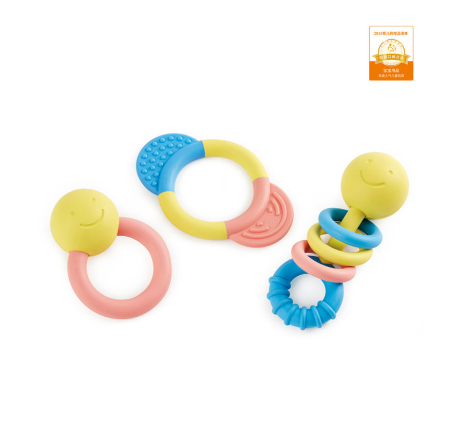 Rattle and Teether Collection