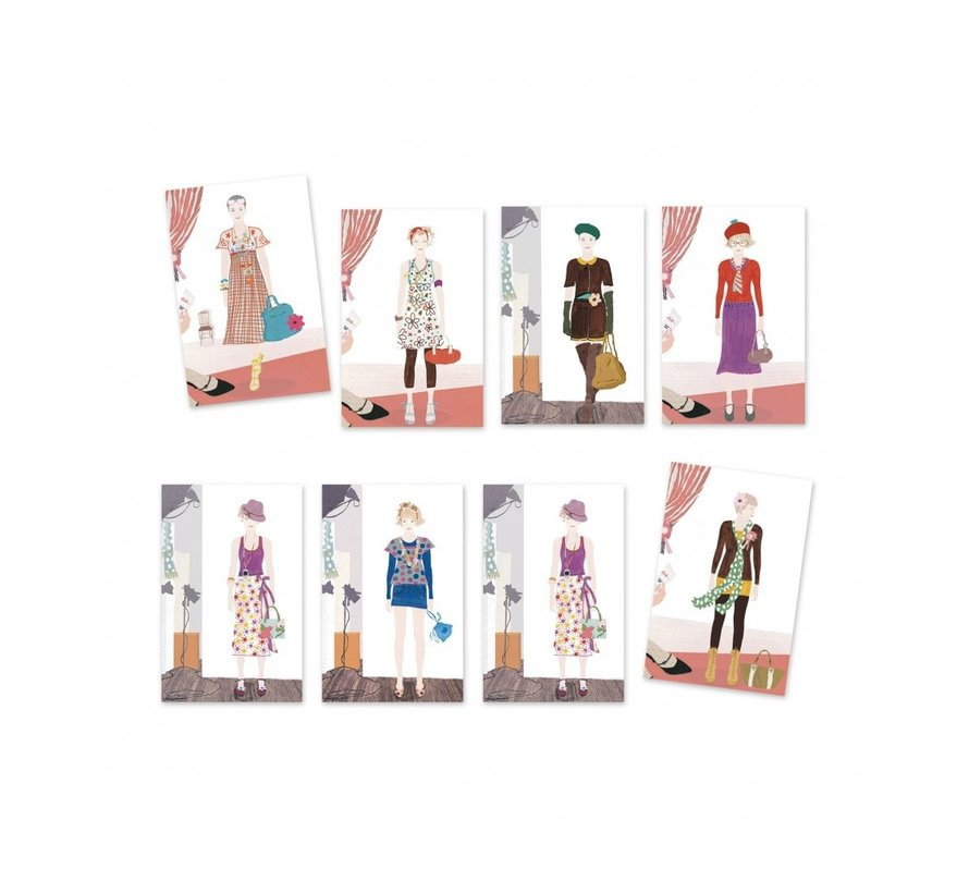 Knutselset Mode Atelier