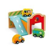 Djeco Mini Garage Hout