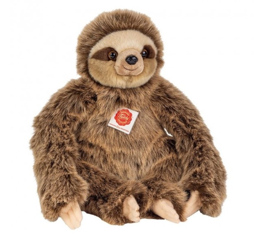 Stuffed Animal Sloth 25 cm
