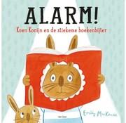 Unieboek | Het Spectrum Alarm! Koen Konijn en de stiekeme boekenbijter