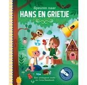 De Lantaarn Zaklampboek Speuren naar Hans & Grietje