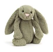 Jellycat Knuffel Konijn Bashful Fern Bunny Medium