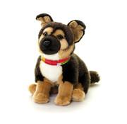 Living Nature Stuffed Animal Giant German Shepherd Puppy