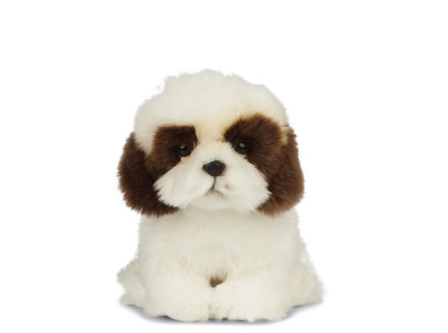 Living Nature Stuffed Animal Shih Tzu