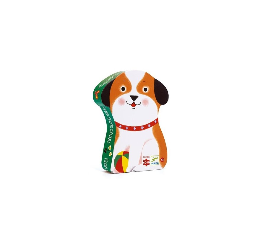 Puzzel Kleine Hond 24 pcs
