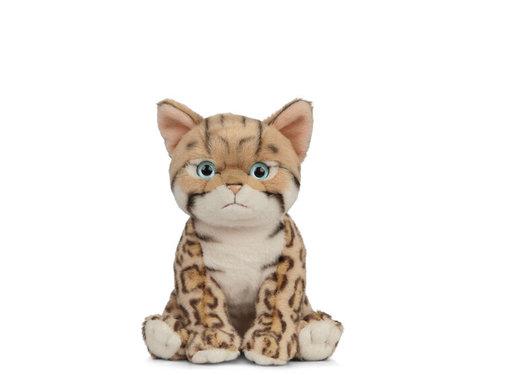 Living Nature Stuffed Animal Bengal Kitten