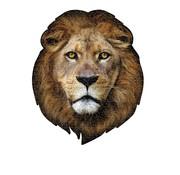 Madd Capp Puzzel Leeuw I AM Lion Poster Size 550pcs