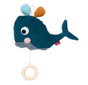sigikid Musical Toy Whale Urban Wild