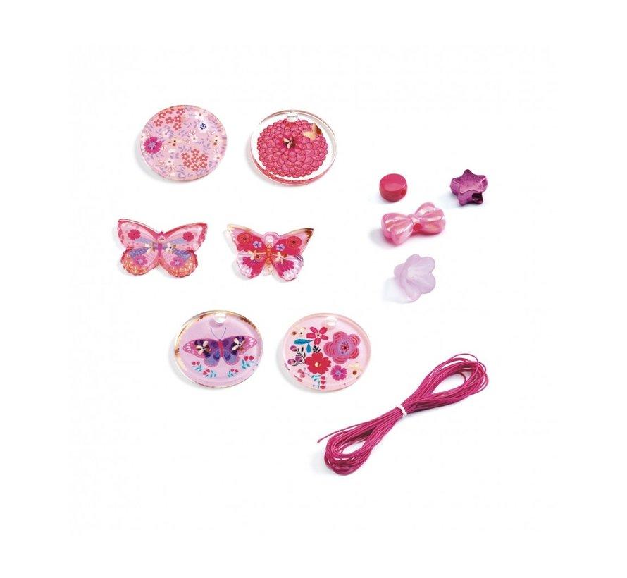Fancy Beads Butterflies