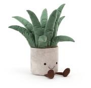 Jellycat Knuffel Vetplant Amuseable Aloe Vera
