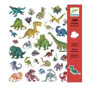 Djeco Stickers Dinosauriërs