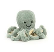 Jellycat Knuffel Odyssey Octopus Baby