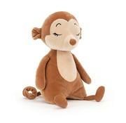 Jellycat Knuffel Aap Sleepee Monkey
