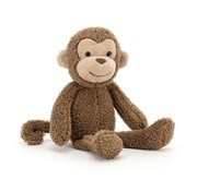 Jellycat Knuffel Aap Woogie Monkey