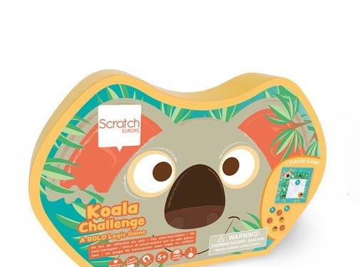 Scratch Spel Koala Challenge