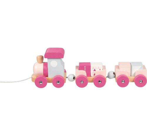 GOKI Train Stockholm Lifestyle Pink