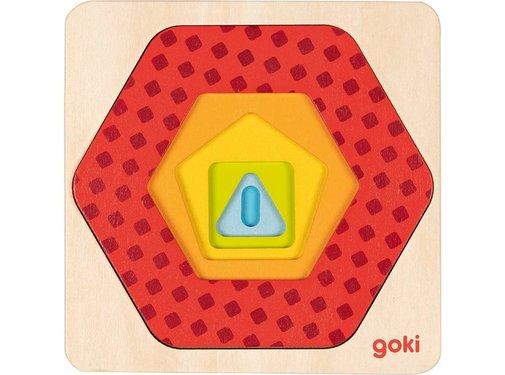 GOKI Puzzle Shapes