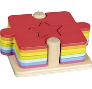 GOKI Assorting Board Color and Shape