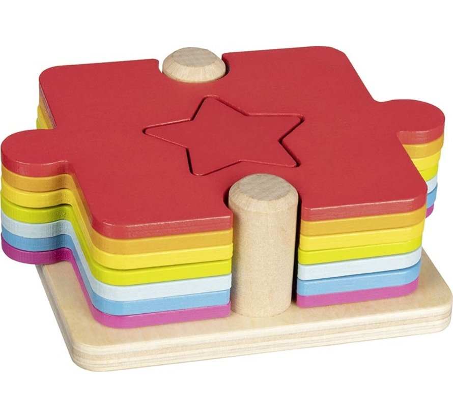 Assorting Board Color and Shape