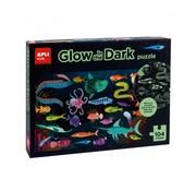 APLI Puzzle glow in the dark Ocean