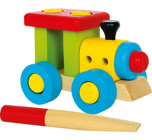 Small Foot Construction Train
