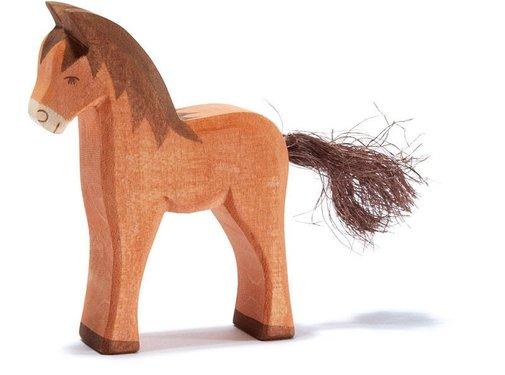 Ostheimer Horse Foal Brown 11114