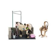 Schleich Wasbox voor Paarden 42104