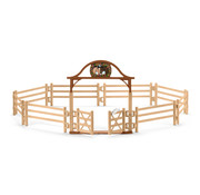 Schleich Paddock with entry gate 42434