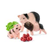 Schleich Speelset Varken Minivarken en Biggetje 42422