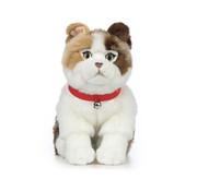Living Nature Stuffed Animal Scottish Fold Cat