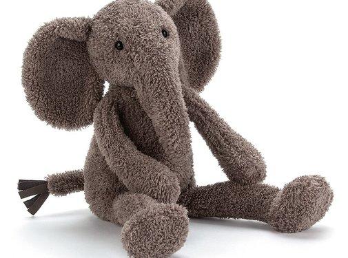 Jellycat Knuffel Olifant Slackajack Elephant