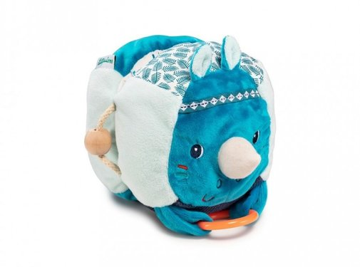 Lilliputiens Activity Toy Discovery Rhino