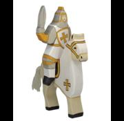 Holztiger Knight Riding White 80256
