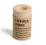 Lyra Puntenslijper voor Waskrijtjes